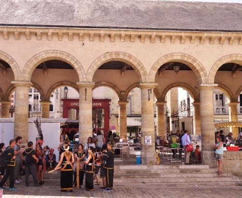 Airvault dans les Deux-Sèvres (photos)