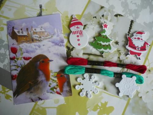 Echange de Noël sur FB