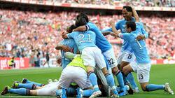 Manchester City remporte le Community Shield face à Liverpool