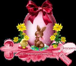Pâques - Set #1 Oeufs de Pâques