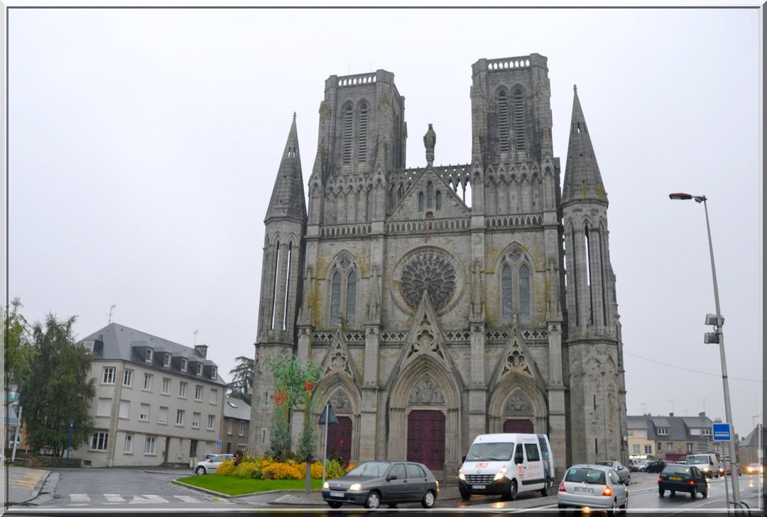 Notre Dame des Champs - Avranches