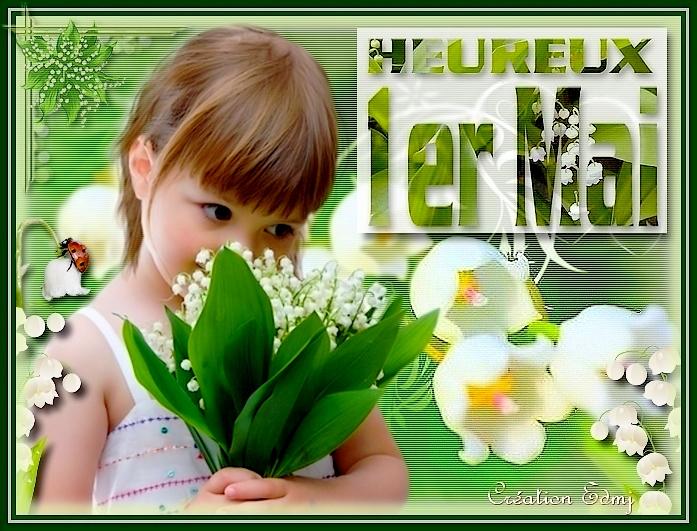 Joyeux 1er mai à tous