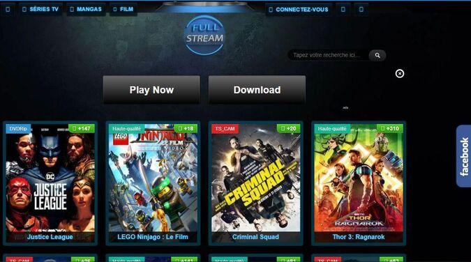 meilleur site pour regarder des films en streaming gratuit