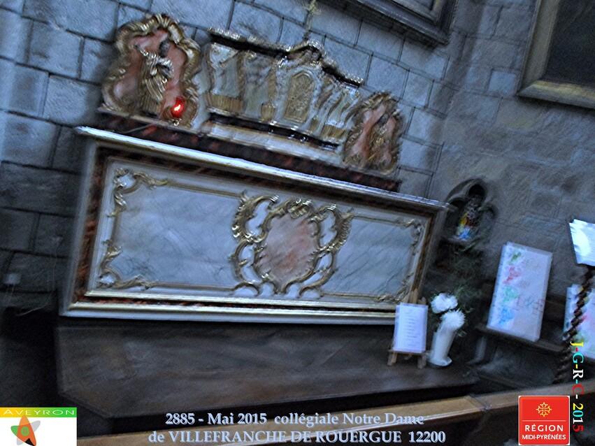 COLLEGIALE STE ANNE 26/05/2015  2/3  VILLEFRANCHE DE ROUERGUE12   19/06/2015