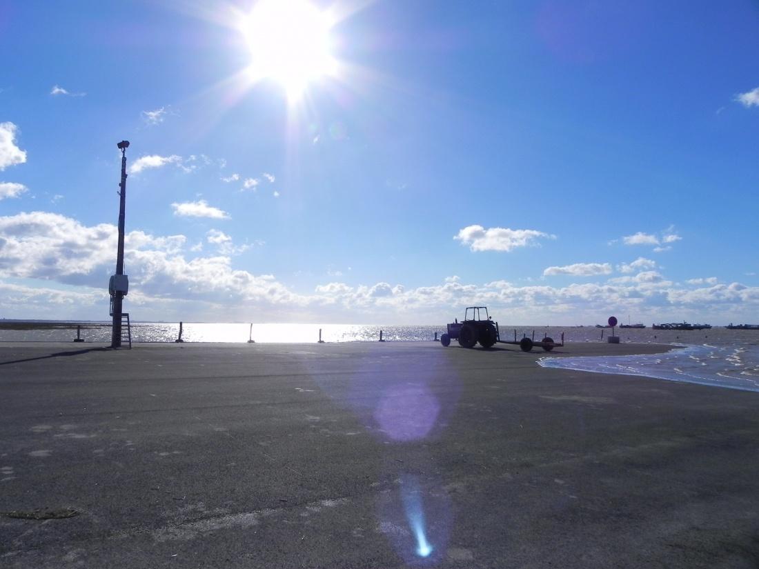 Le port du Paré en Vendée