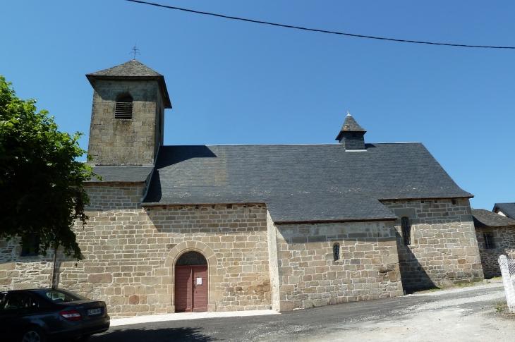 L'église Saint Léonard de Noblat fin XVIIe siècle. - Beaumont