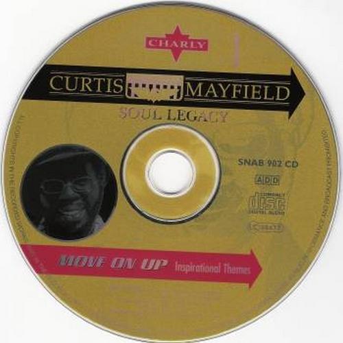 "2001 : CD "" Soul Legacy "" Charly Records SNAB 902 CD [ UK ]"