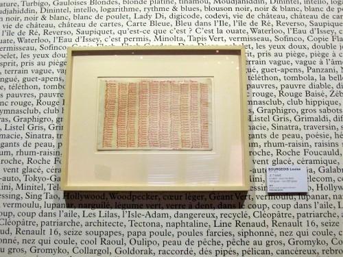 Louvre Eco listes Bourgeois aime lignes 1091