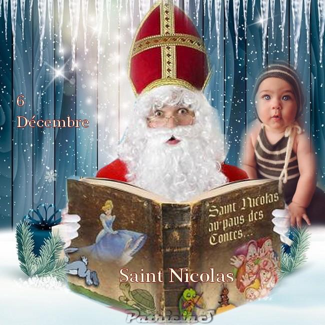 """temps d""""hiver et saint nicolas"""