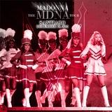 The MDNA Tour - Audio Live in Santiago