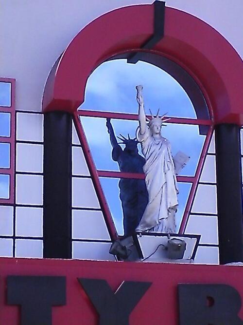Un tour en liberté à Fort de France