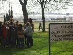 SORTIE AU LYCEE AGRICOLE DE WAGNONVILLE 02/04/2012