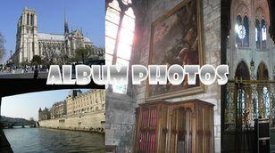 Un clic pour ouvrir l'album photos