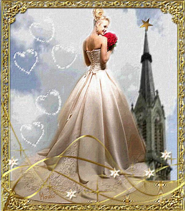 LA MARIEE DE JUILLET