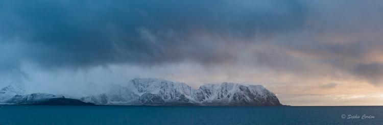 De Fuglefjorden à Magdalenafjorden... version télé