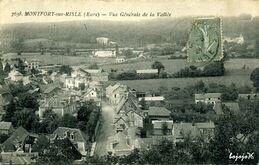 REMPARTS DE MONTFORT-SUR-RISLE (Eure)