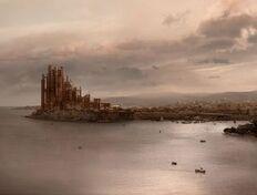 """Résultat de recherche d'images pour """"le trône de fer port réal"""""""