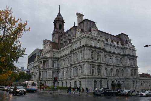 Montréal Hotel de ville