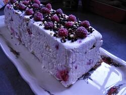 Gâteau sans cuisson Framboises-Spéculoos-Mascarpone