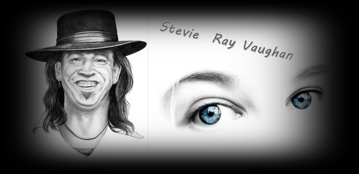Stevie Ray Vaughan....
