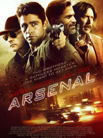 """Arsenal : Le frère bon à rien d'un homme d'affaires de Philadelphie est kidnappé. Une forte rançon est exigée, mais les gens commencent à penser que le bon à rien est de mèche dans ce """"kidnapping"""". ... ----- ... Origine : américain  Réalisation : Steven C. Miller  Durée : 1h 33min  Acteur(s) : Nicolas Cage,John Cusack,Johnathon Schaech  Genre : Thriller  Date de sortie : 18 Avril 2017 - DvD/BluRAy  Titre original : Arsenal  Distributeur : VVS  Critiques Presse : 3,1  Critiques Spectateurs : 3,7"""