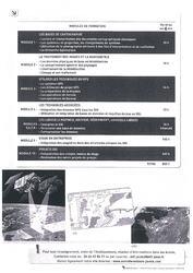 """Formation """"Techniques Cartographiques et géomatiques"""""""