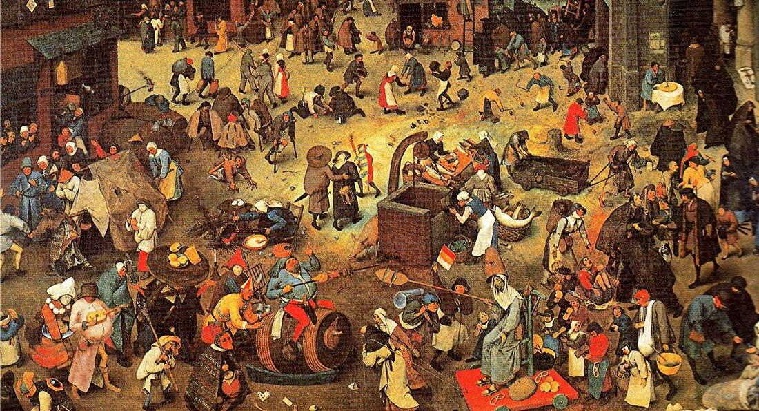 1.Bruegel l'ancien/