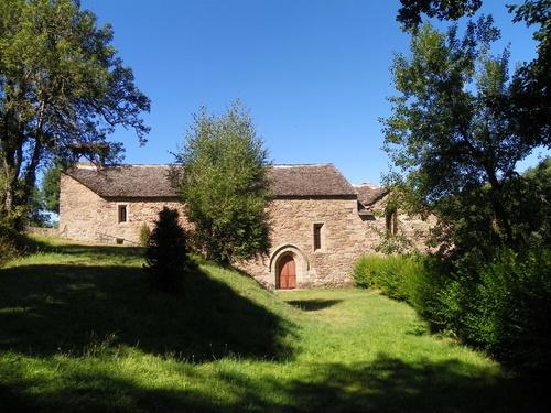 La chapelle de Notre-Dame de Bergounhoux