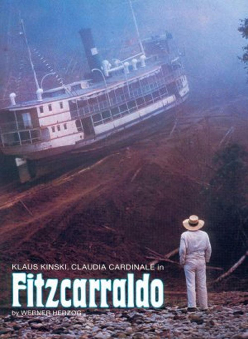 [Critique] Fitzcarraldo