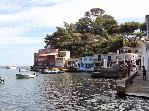 Anse Méjean à Toulon