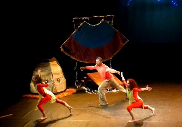 """""""MASQ"""", un spectacle original et fantastique a émerveillé les spectateurs !"""