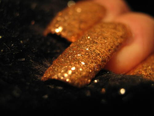 Swatch : Accessorize - Molten Copper Illusion