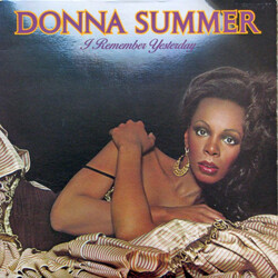 Donna Summer - I Remember Yesterday - Complete LP