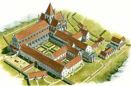 abbaye moyen age
