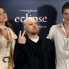 Tournée promo Eclipse Ashley Xavier Samuel David Slade