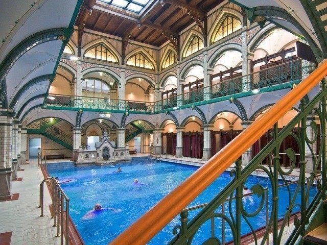 Swimming Bath