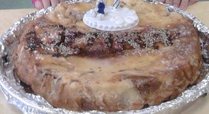 La recette de Cora : Gâteau pain perdu