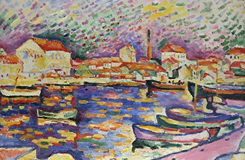 Braque /2 /  1906: La Ciotat
