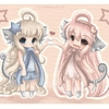 __chibi_friendship___by_Midna01