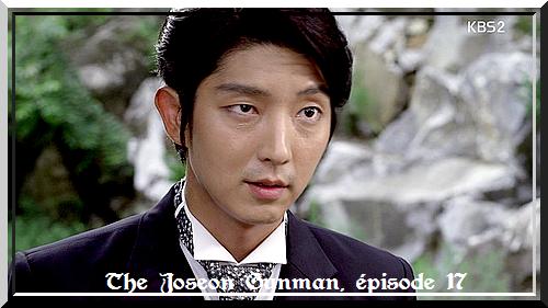 The Joseon Gunman, épisode 17 vostfr