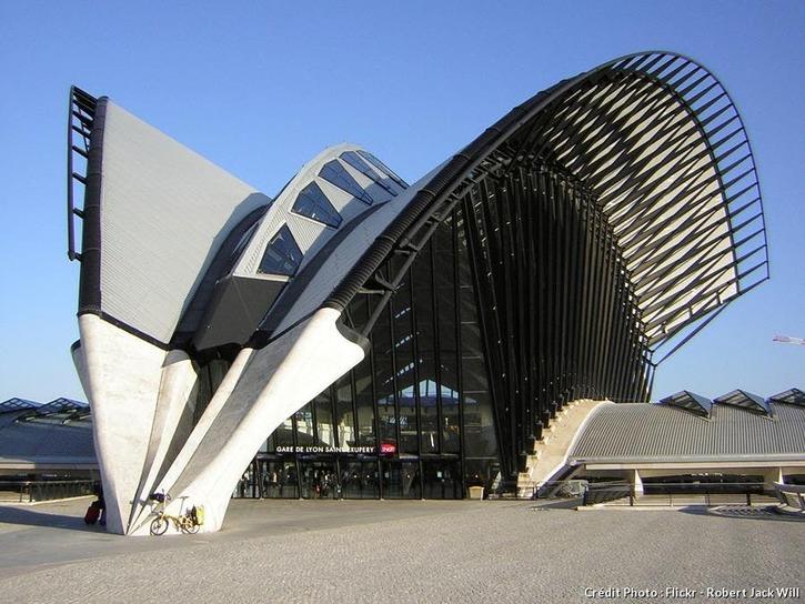 Gare Saint-Exupéry