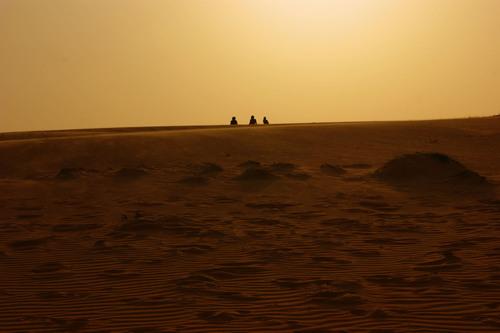 Désert de Lompoul: des vagues de sable