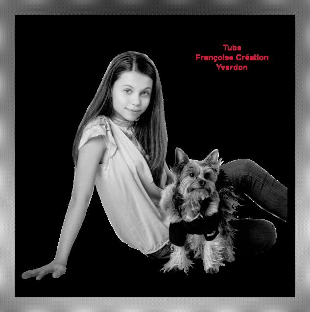 Enfants avec animaux (01 à 11)