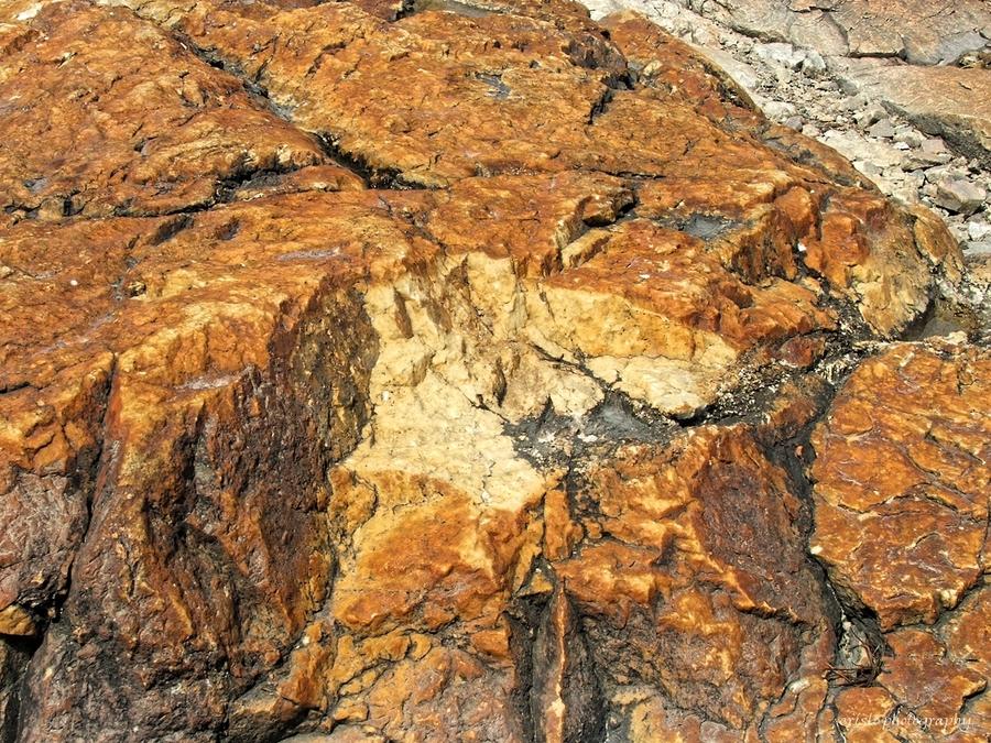 roches et texture