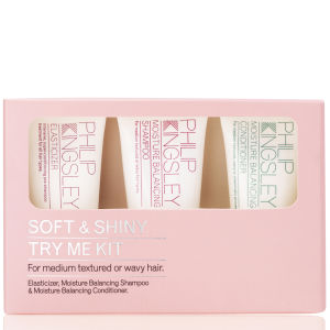 Philip Kingsley Try Me coffret cheveux lisses et brillants