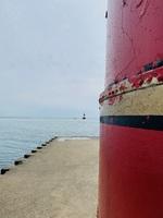Le phare du port de Kenosha ( North Pier).