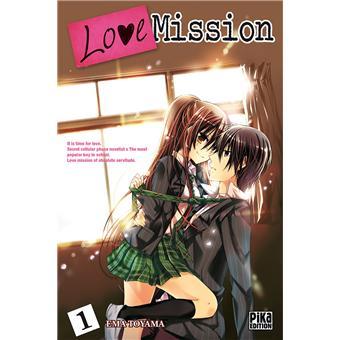 Love mission - Tome 01 - Love Mission - Ema Toyama, Ema Toyama ...