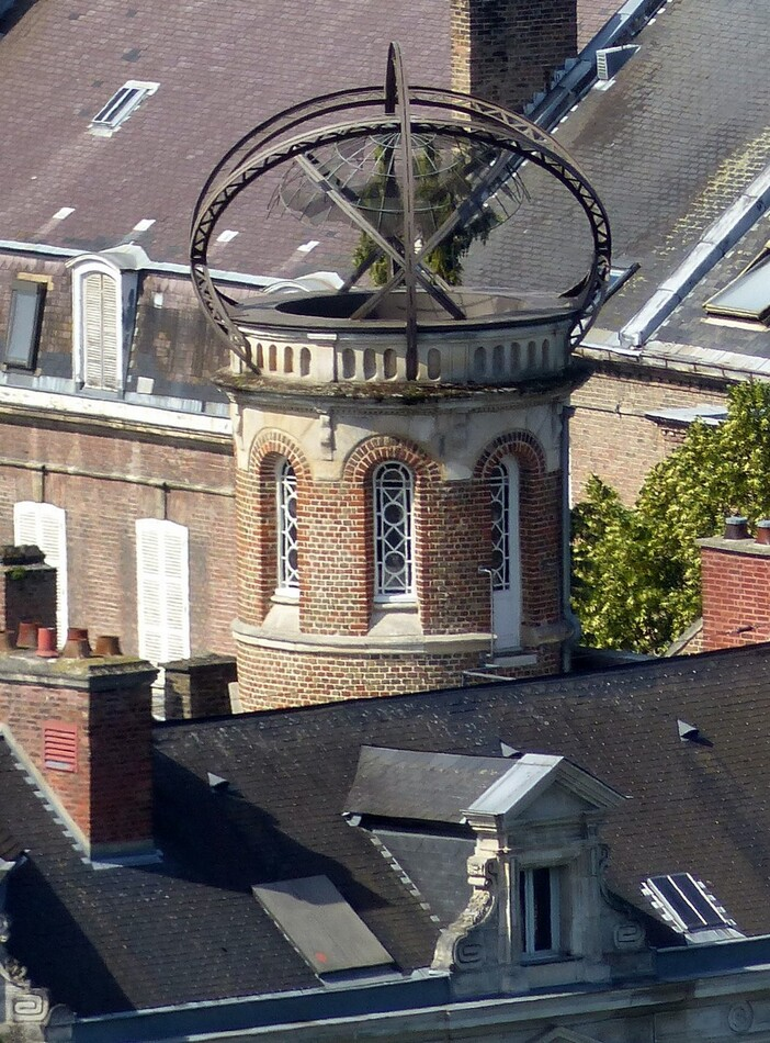 De là-haut de la Tour Perret