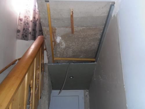 Cage d'escalier (sept 2012)