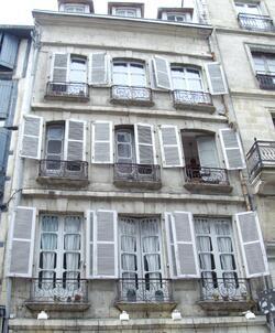 N°6 rue Port Neuf à Bayonne